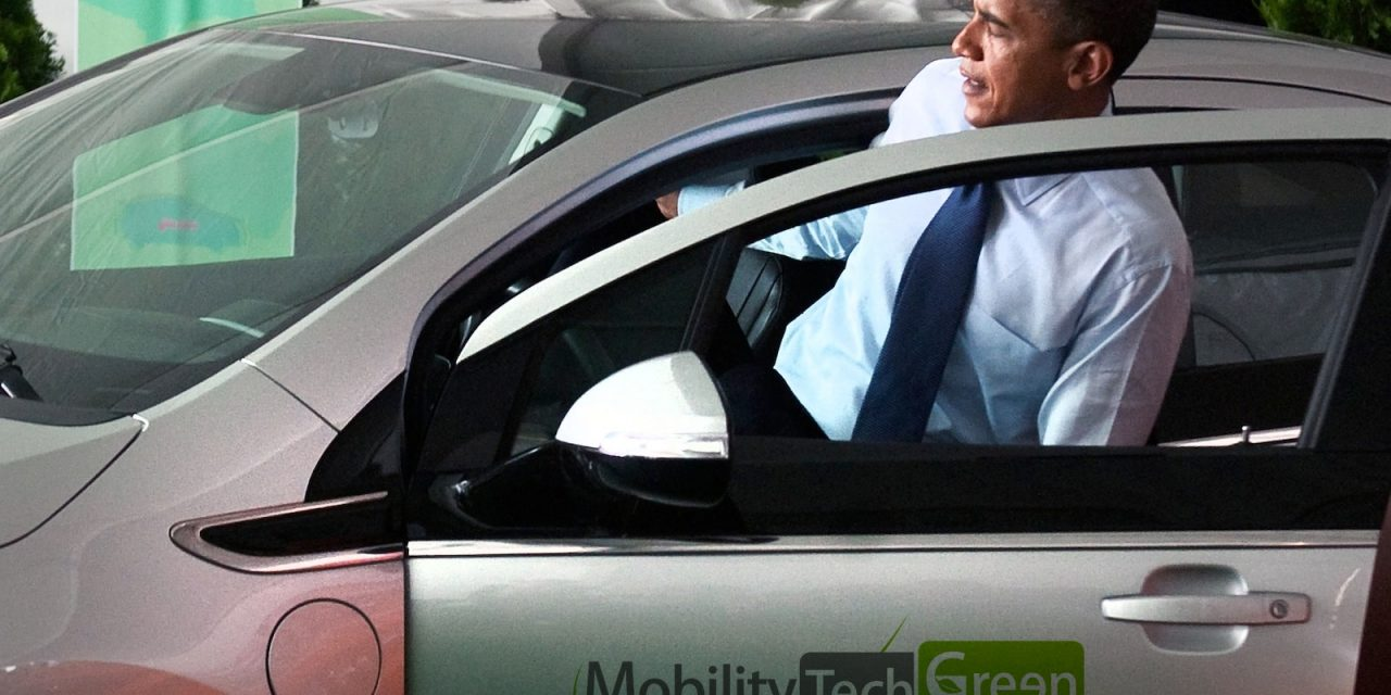 Made In France : Barack Obama choisit Mobility Tech Green pour l'autopartage à la Maison Blanche !