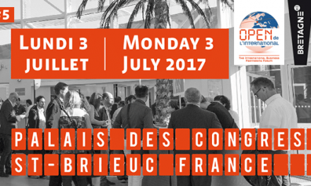 Mobility Tech Green à l'Open de l'International 2017