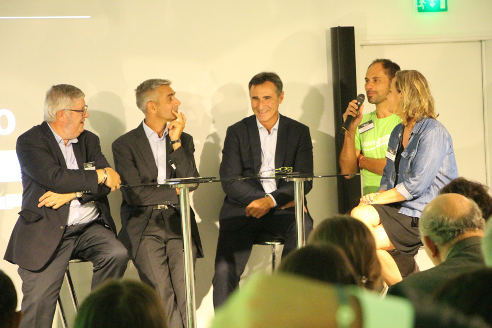 table ronde Mobility & Co